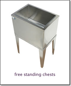 Free Standing Chests